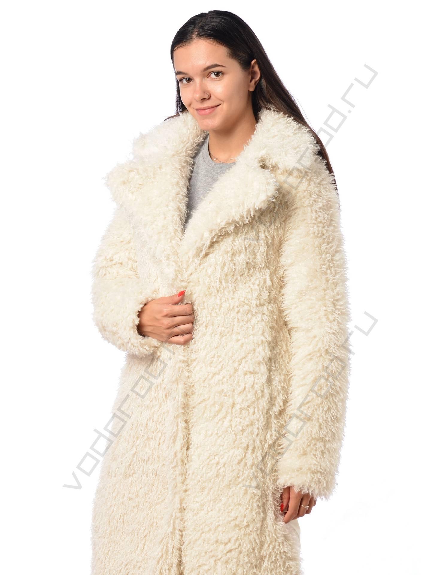 Куртка зимняя EVACANA 21707 (бежевая)