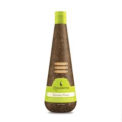 Macadamia Rejuvenating Shampoo - Шампунь восстанавливающий с маслом арганы и макадамии