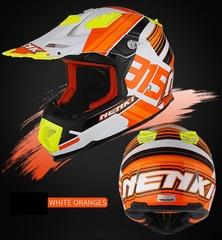 Шлем для мотокросса NENKI Hot Pistons,