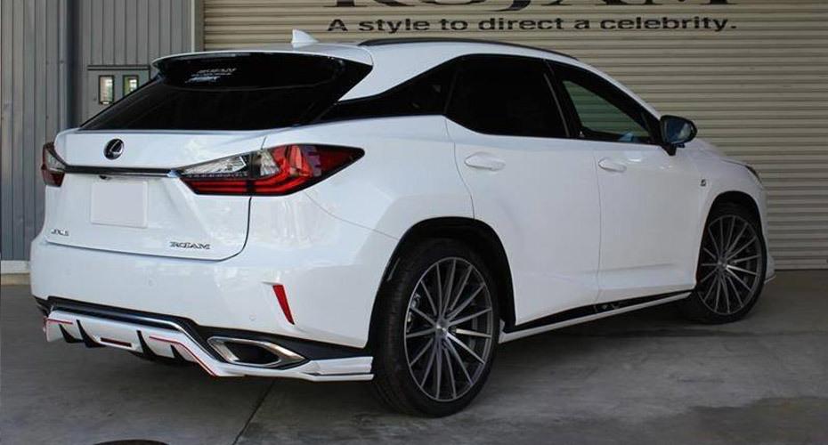 Обвес Rojam для Lexus RX200t/RX450h
