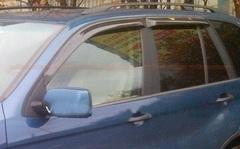 Дефлекторы боковых окон EGR для BMW X5 (2004-2006) № 92410004B