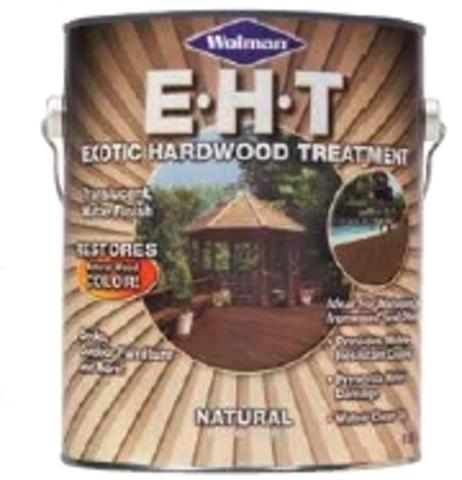 Wolman Exotic Hardwood Treatment защитная пропитка для экзотических пород древесины