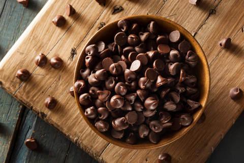 Драже тёмного шоколада  IRCA (дропсы термостабильные), 100г, 200г.