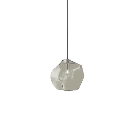 Подвесной светильник Ice Cube by Lasvit (серый)