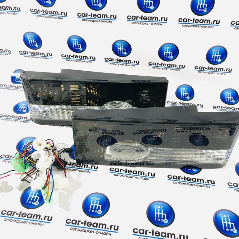 Задние фонари на ВАЗ 2108-09-13-14 тонированные, Севием