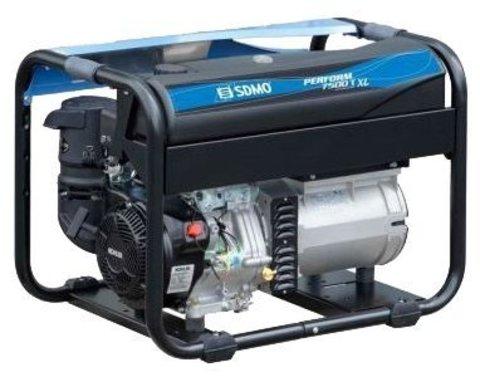 Кожух для бензиновой электростанции SDMO PERFORM 7500 T XL