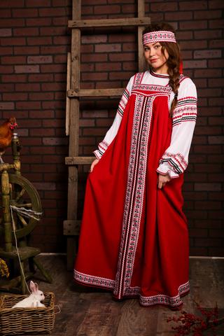 Русский народный сарафан Иванка