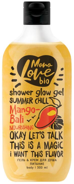 MonoLove гель-крем для душа Питание 300мл