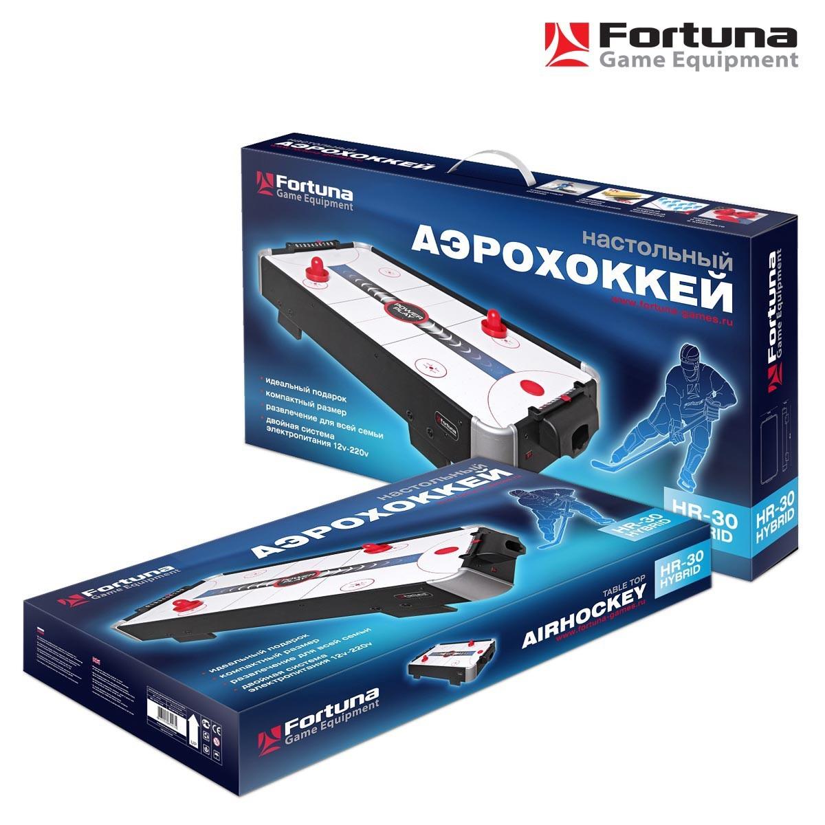 Настольный Аэрохоккей FORTUNA HR-30