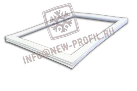 Уплотнитель 157*76,5 для холодильного шкафа Ариада R700VS (стеклянная дверь) профиль 006