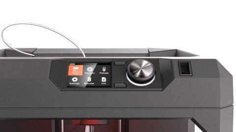 3D-принтер Makerbot Replicator +