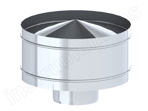 Дефлектор, Ø150 мм, оц