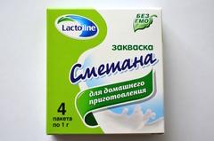Закваска Сметана Лактолайн, 1 гр. (Лактолайн)