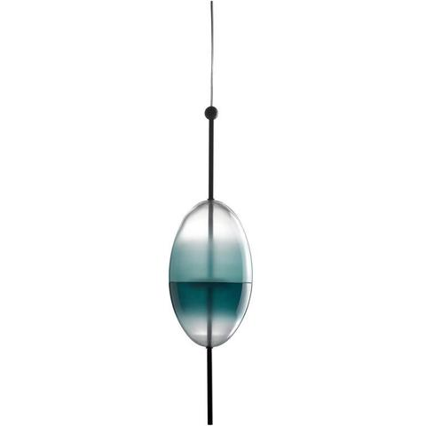 Подвесной светильник копия Flow[T] S1 by Nao Tamura (Wonderglass) (синий)