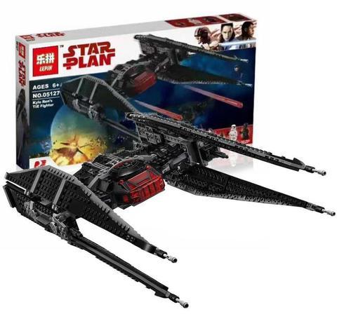 Звездные Истребитель Кайло Рена 705 д Lepin 05127