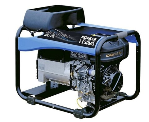 Кожух для дизельного генератора SDMO WELDARC 180 DE C (3600 Вт)