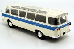 ZIL-118 Yunost white-blue 1:43 DeAgostini Auto Legends USSR #28