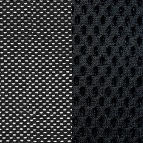 спинка сетка черная/сиденье TW сетка черная