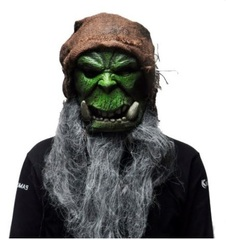 Варкравт маска Орк Гулдан — World of Warcraft Orc Guldan Mask