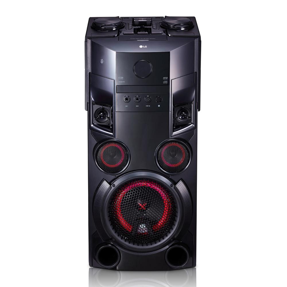 Аудиосистема LG с диджейскими функциями и караоке XBOOM OM6560 фото