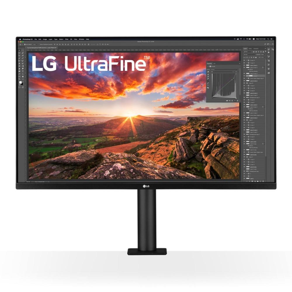 Ultra HD IPS монитор LG Ergo 32 дюйма 32UN880-B