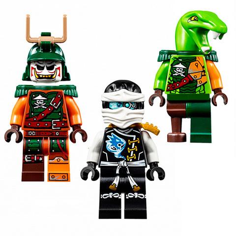 LEGO Ninjago: Дирижабль-штурмовик 70603 — Raid Zeppelin — Лего Ниндзяго