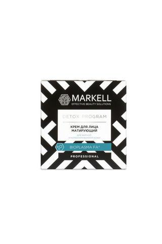 Markell Detox Program Крем для лица матирующий для жирной и комбинированной кожи  50мл
