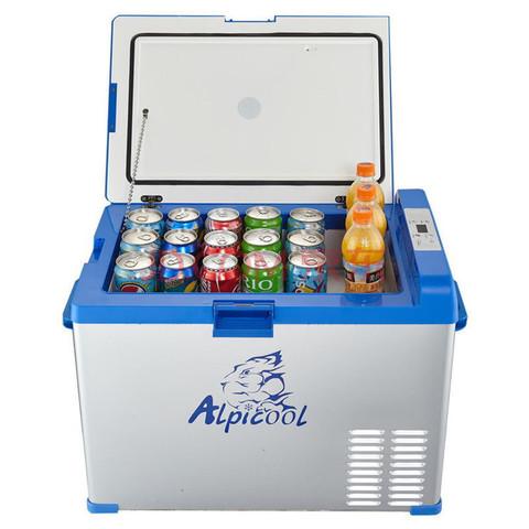 Компрессорный автохолодильник Alpicool A50 (50 л, 12/24/220)
