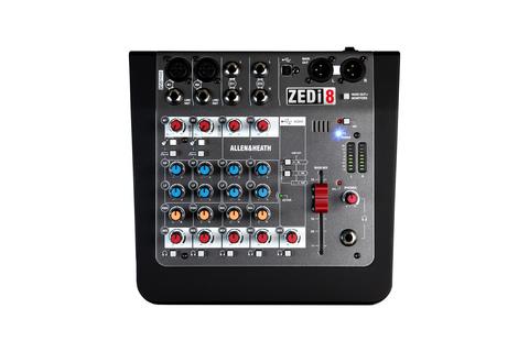 Allen Heath ZEDi-8 Компактный микшерный пульт