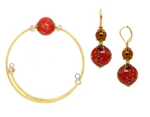 Комплект Amato L'Amore цвет Medium Red