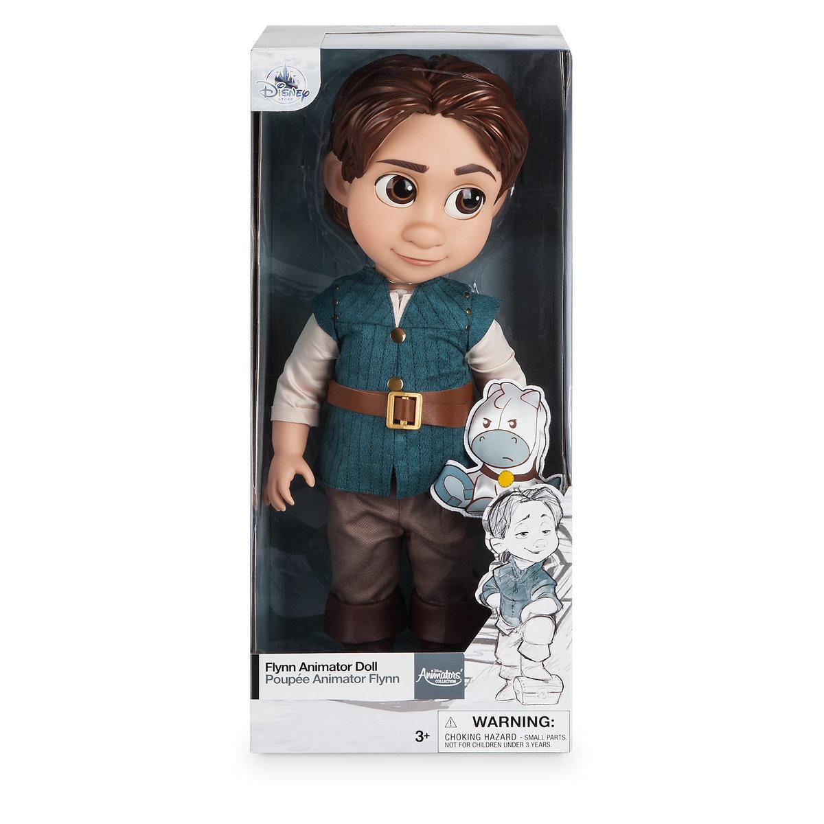 Кукла «Маленький Флин»- Disney Animators' Collection