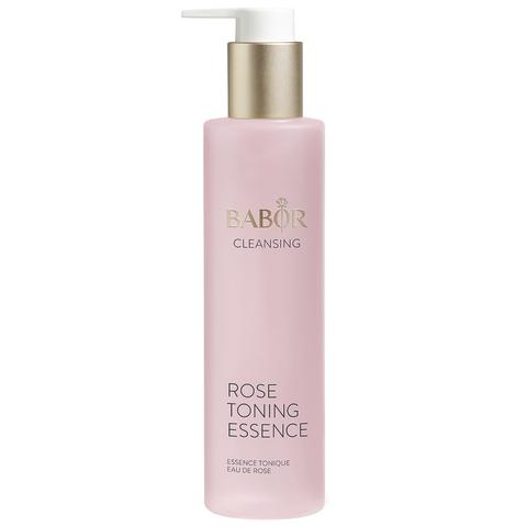 Babor Эссенция-тоник с розовой водой Cleansing Rose Toning Essence