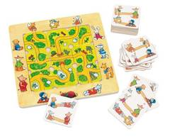 Игра-головоломка Найди тропинку, Goki