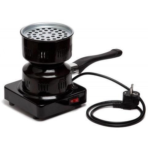 Электроплитка для розжика угля (круглая)