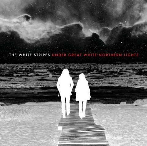 Виниловая пластинка. The White Stripes - Under Great White Northern Lights