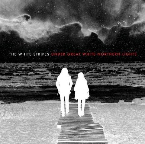 Виниловая пластинка. The White Stripes - Under Great White Northern Lights