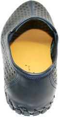 Мужские мокасины из натуральной кожи Vasari trend Firenze N-1937 2074.