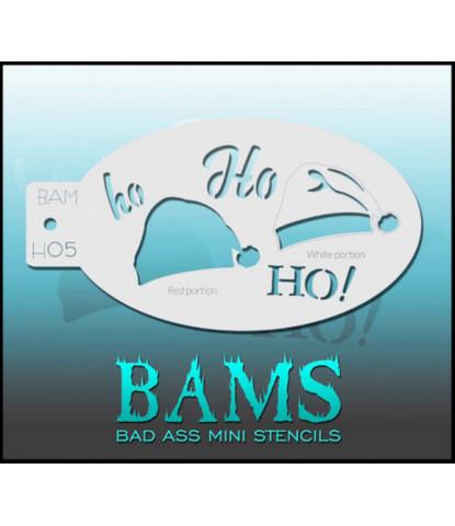 Трафарет BAM - H05