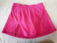 Юбка для тренировок розовая
