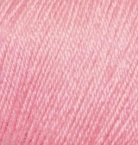 Пряжа Baby wool ( Alize) 194 Розовый