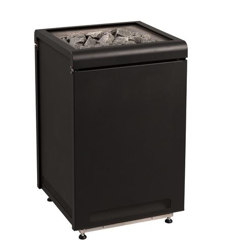 SENTIO BY HARVIA Электрическая печь Concept R Black, 9.0 кВт