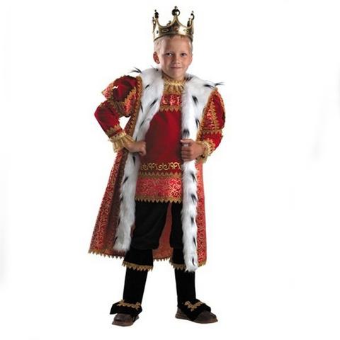 935 Карнавальный костюм Король