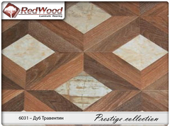 Ламинат Redwood №6031 Дуб травентин коллекция Prestige