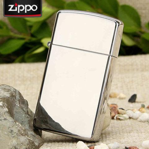 Зажигалка Zippo 1610 High Polish Chrome тонкая
