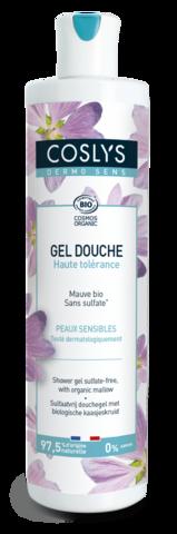 Coslys Гель для душа гипоаллергенный с органической Мальвой, 380мл