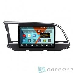 Штатная магнитола для Hyundai Elantra 16+ Parafar PF581K