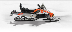 Снегоход Arctic cat BEARCAT 2000 XT orange(2015) фото