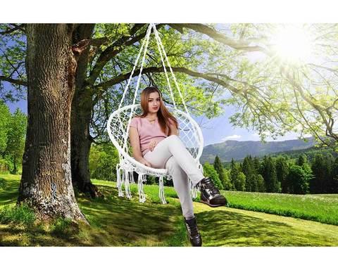 Плетеное кресло-гамак RGK-9