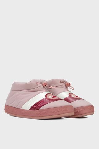 Женские розовые домашние тапочки  TOMMY WOMENS Tommy Hilfiger