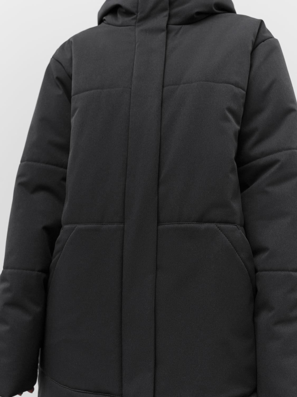 Куртка Кельн с накладными карманами, Графитовый